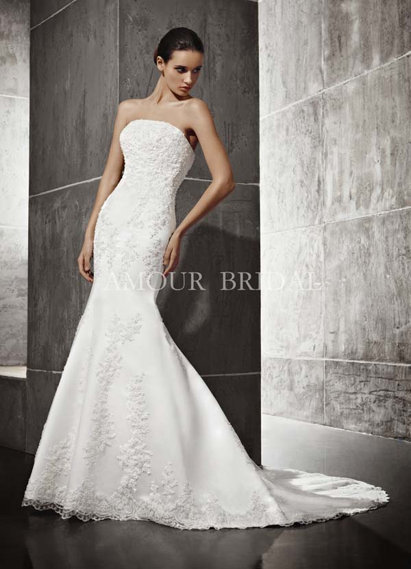 Цена свадебного платья русалка