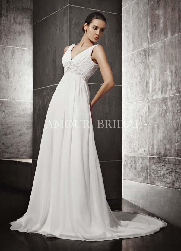 Wedding Saloon :: шикарные платья греческого стиля - Свадебные